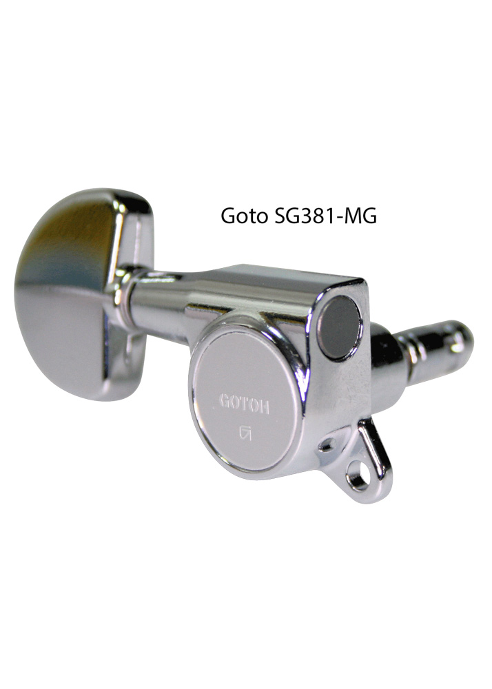 Gotoh SG381-MG Locking Tuners
