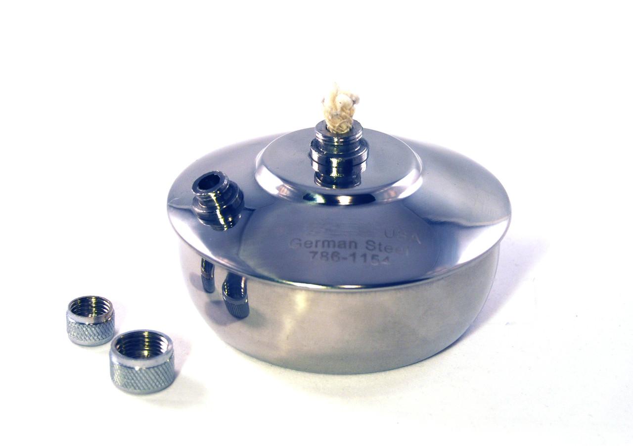 Dental Laboratory Alcohol Bunsen Burner Spirit Lamp 18 8 Stainless Steel Fda