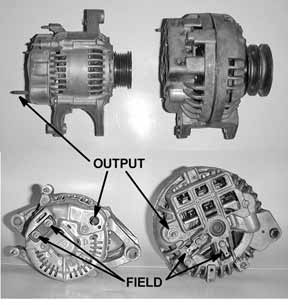Mopar alternator questions (or people with electrical smarts) | The HAMB