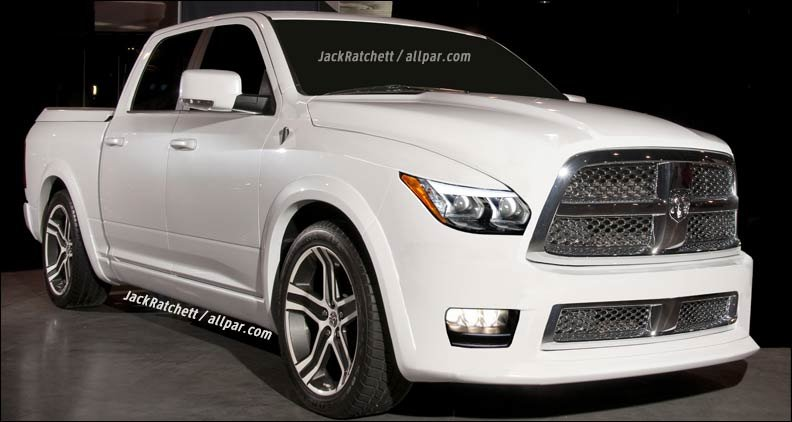 News | Is this the 2017 Ram?