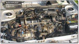 Mopar (DodgePlymouthChrysler) 22 liter engine  TBI or carbureted