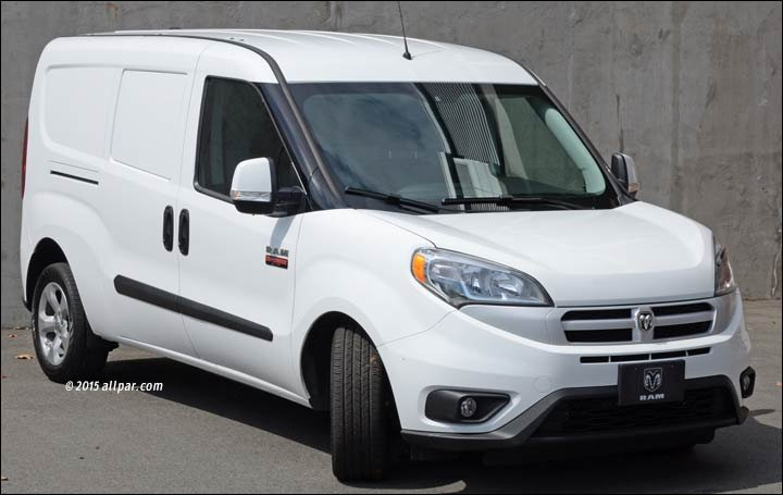 News Ram Promaster City To Get Production Hike