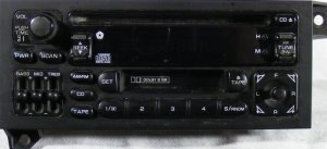 Fixing the original Chrysler CDCassette bo decks: full guide