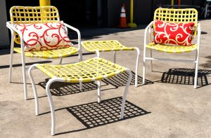 refurbished patio furniture photo gallery