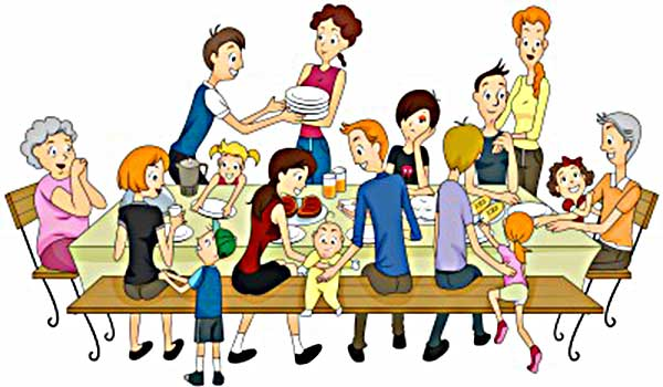 Image result for picture of friends and family gatherings