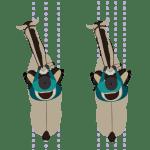 Shoulder-In Shoulder-Fore Icon