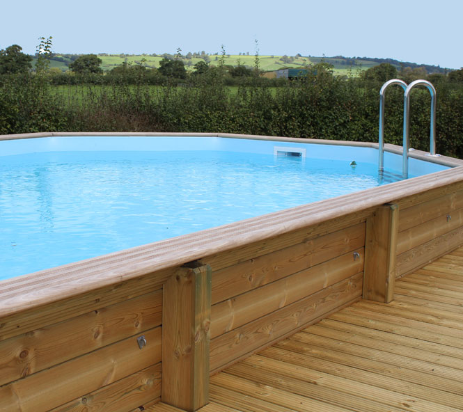 Wooden Swimming Pools Allpools and Spas