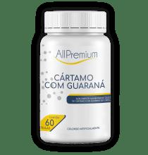 Óleo de Cártamo com Guaraná
