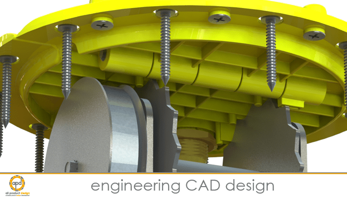 engineering CAD design
