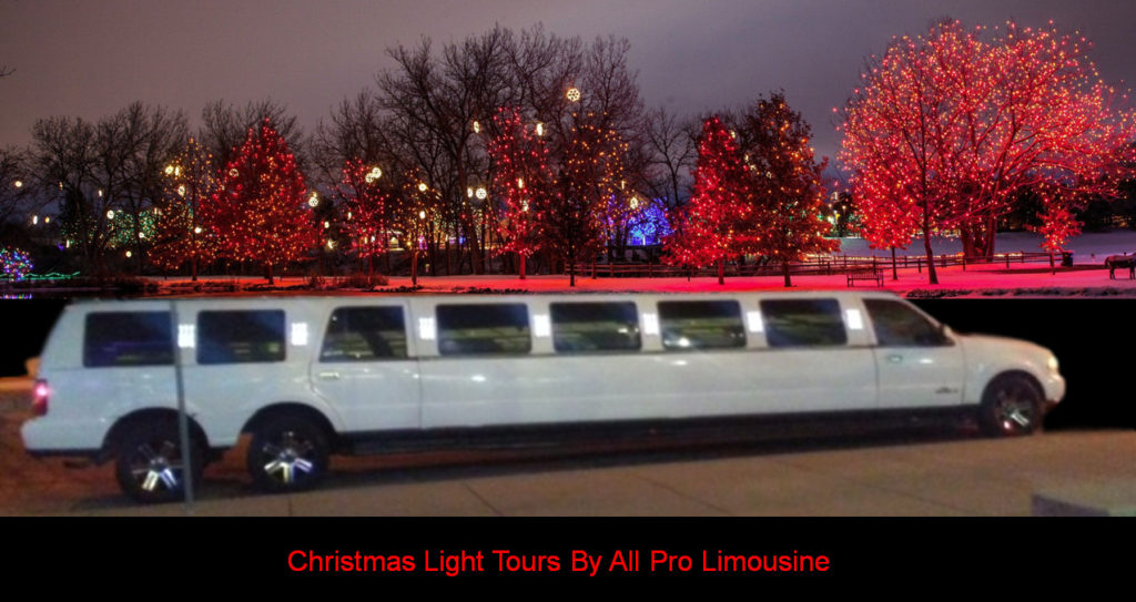 Christmas Limo All Pro Limousine