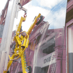 Northern Ireland Commercial glass replacement emergency glass Large shop front window replacement emergency glazing northern ireland