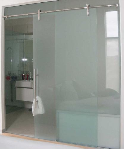 Large Sliding Glass door for Bathroom, Quality moder ...