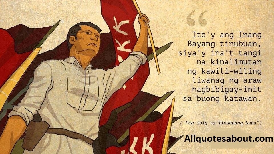 Top 20+ Andres Bonifacio Quotes And Sayings