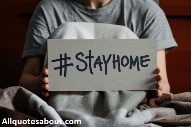 50+ Stay at Home Captions and Quotes for Instagram