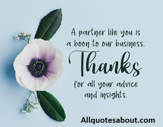 129+ Thank You Quotes And Saying