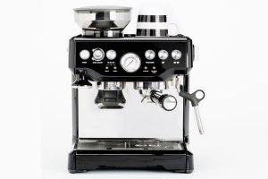 semiautomatic espresso machine