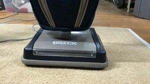 Oreck vacuum repair