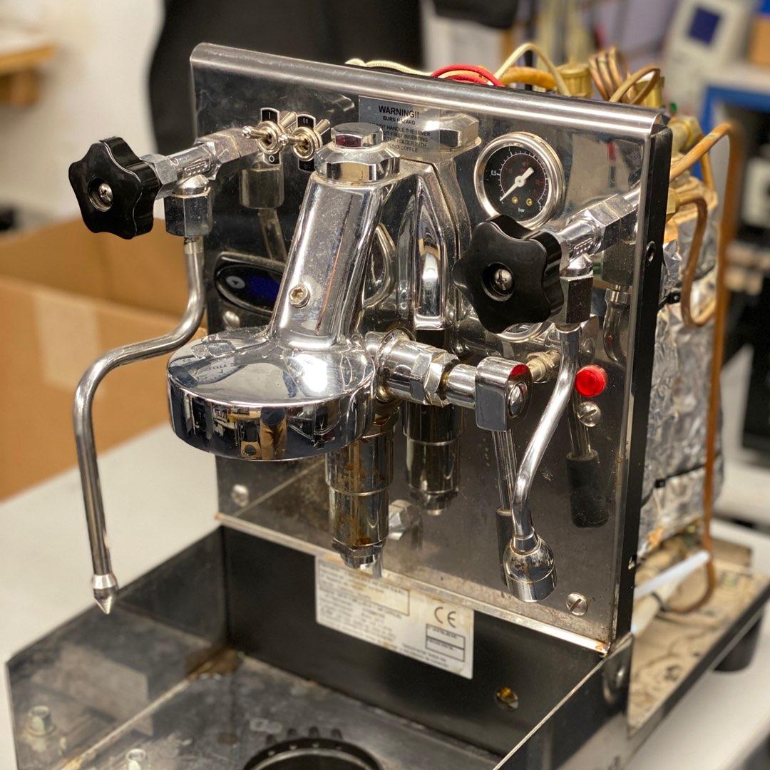 espresso machine repair near me