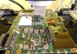 Asus A52D Reballing