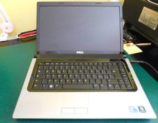Dell Studio 1558 Schermo Nero