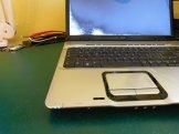 HP DV9700 led