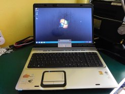 HP Dv9000 Riparato