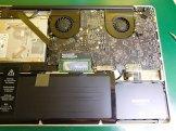 MacBook Pro 17 Scheda madre Bot