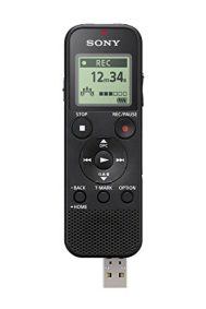 Sony-ICD-PX370-Mono-Digital-Voice-Recorder-with-Built-In-USB-4-GB-Memory-SD-Memory-Slot-55-Hours-Recording-0-1