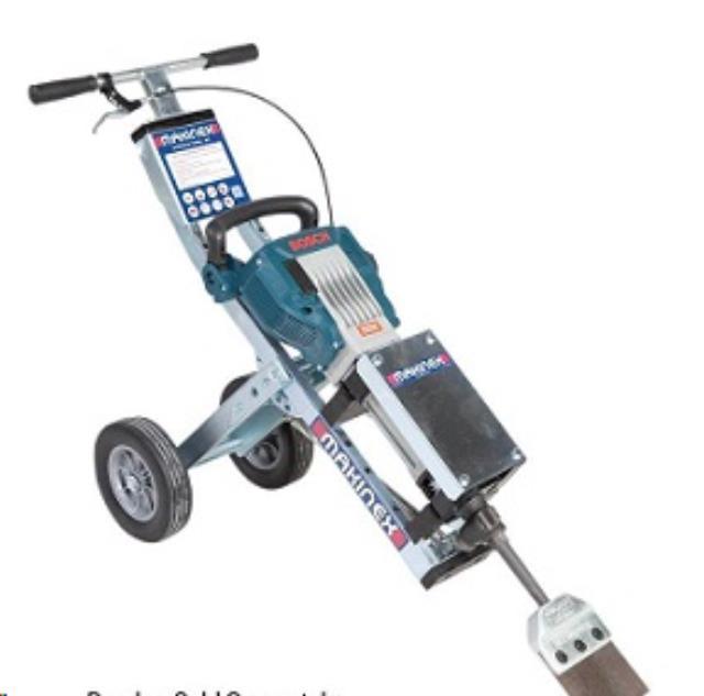 floor stripper tile cart hd w hammer