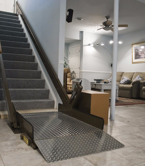 Portable Folding Stairs