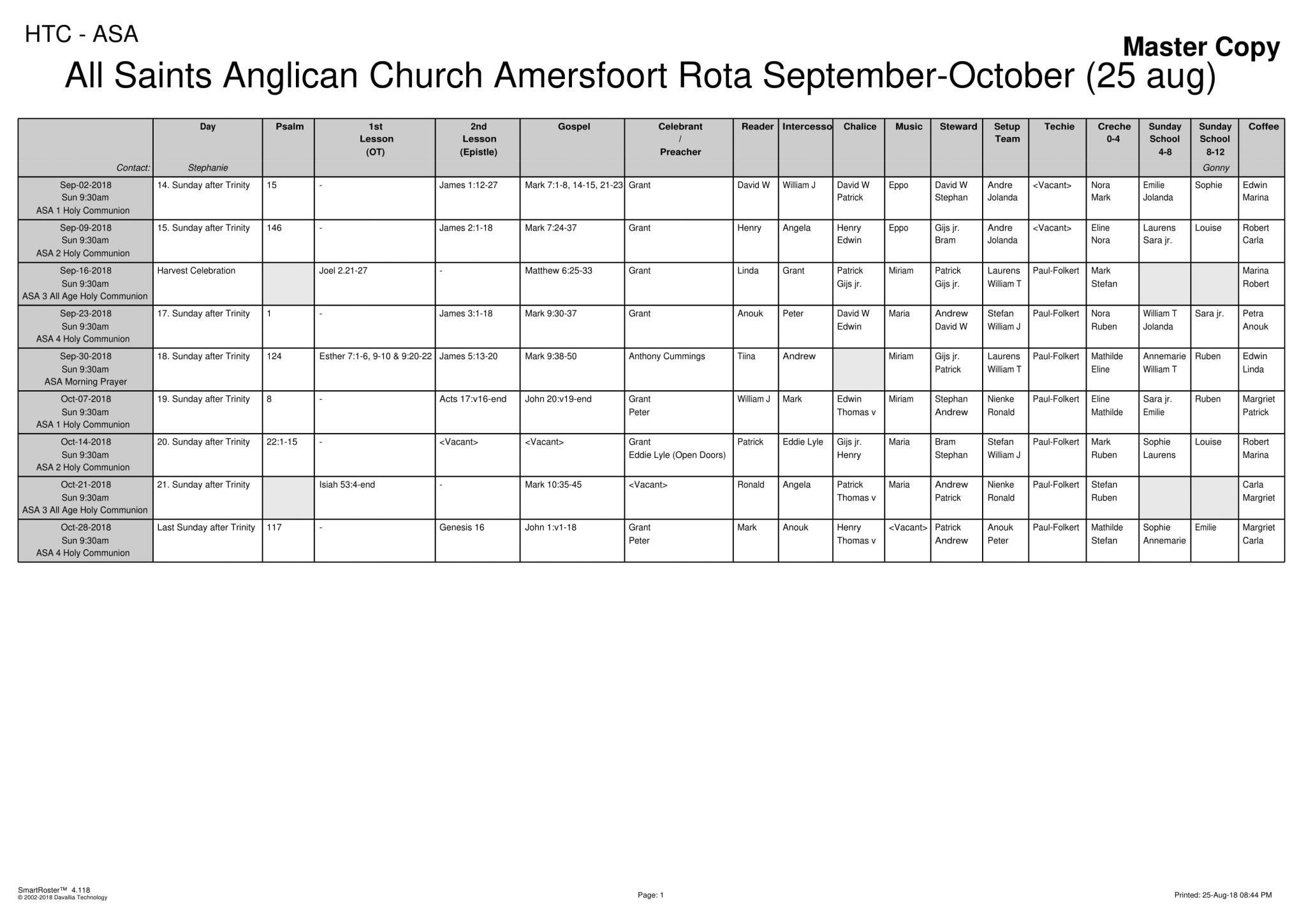 all saints amersfoort