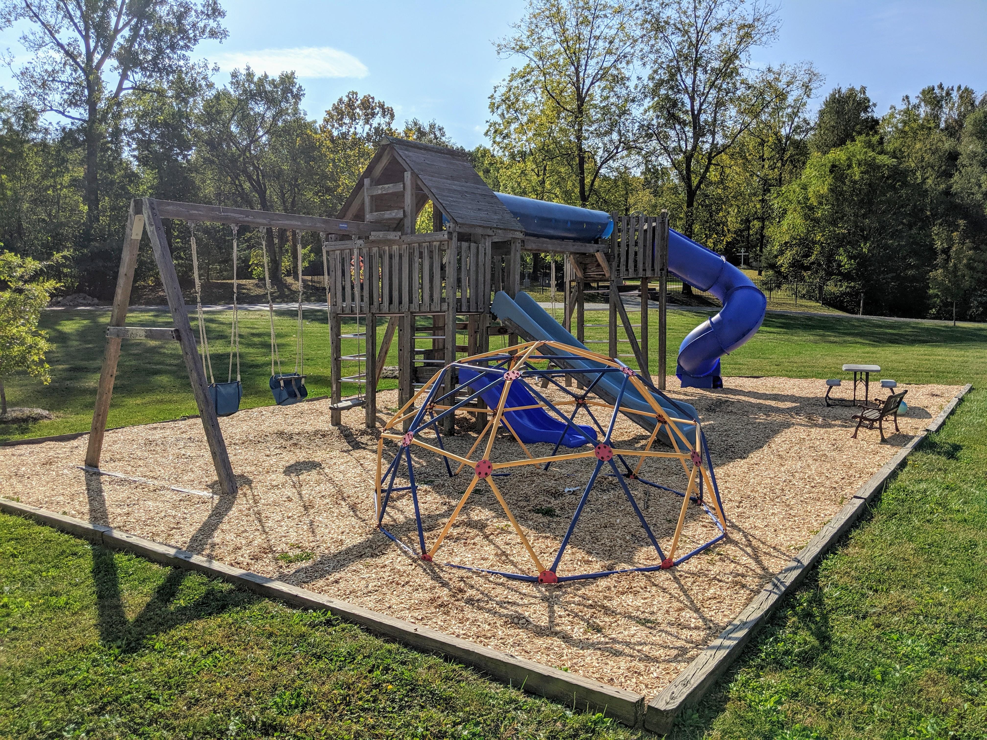 All Saints Orthodox Church - Playground