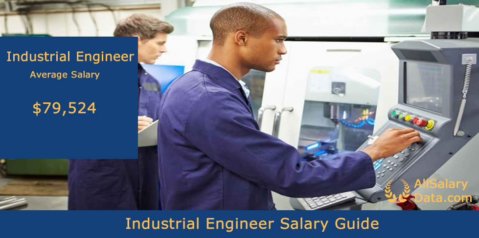 Industrial Engineers Salary Guide