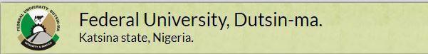 FUDMA first batch admission list