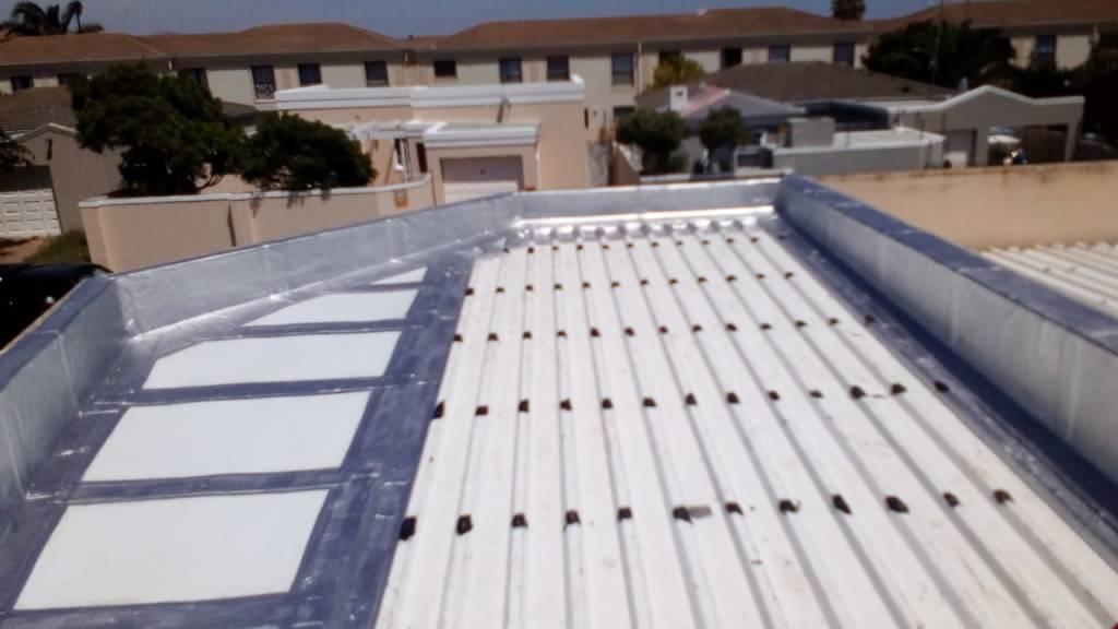 Waterproofing of Parapet Walls Cape Town