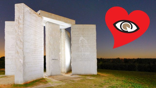 all seeing heart