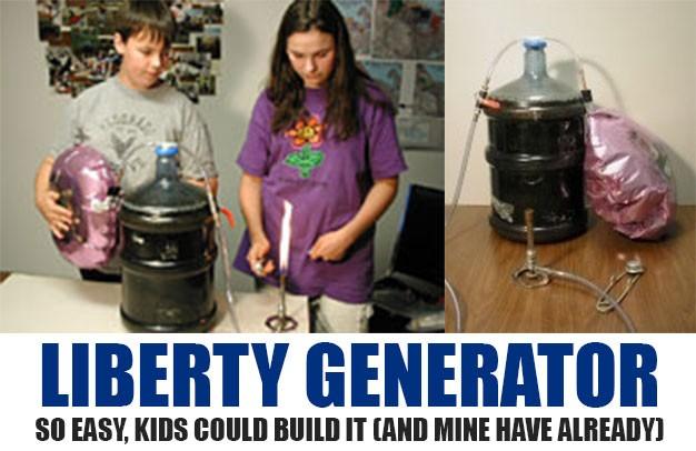 Diy Ultimate Energy Source Liberty Generator