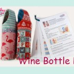 Wine Bottle Bag Tutorial All Sewn Up Wales By Helen Rhiannon