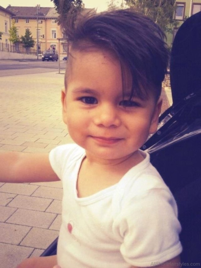 39 elegant short hairstyle for babies