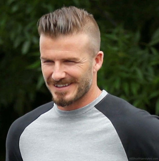 43 funky short hairstyle for men