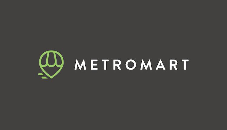 metromart logo