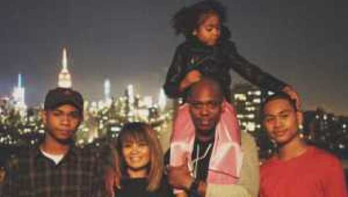 Dave Chappelle's Family