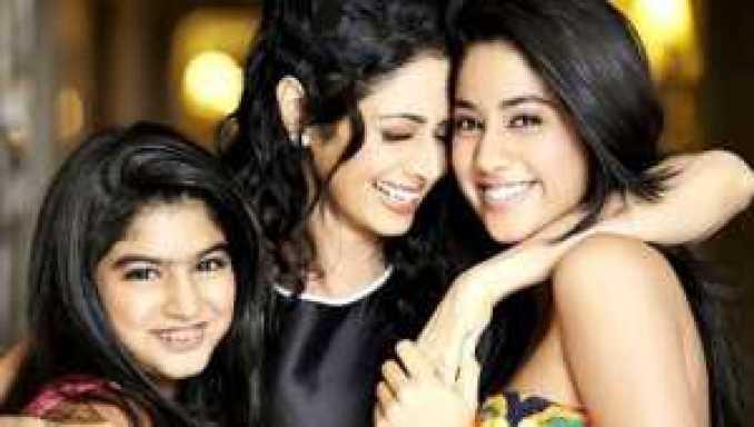 Sridevi's Daughters