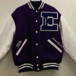East Knox Varsity Jacket Front