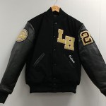 Licking Heights Varsity Jacket Front