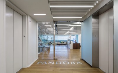 Pandora Headquarters