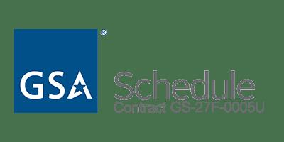 GSA Schedule Contract #GS-27F-0005U