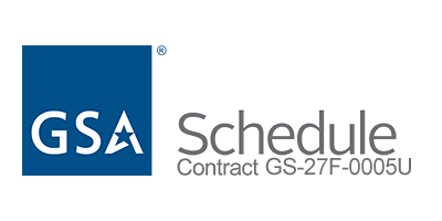 GSA Schedule Contract #GS-27F-0005U