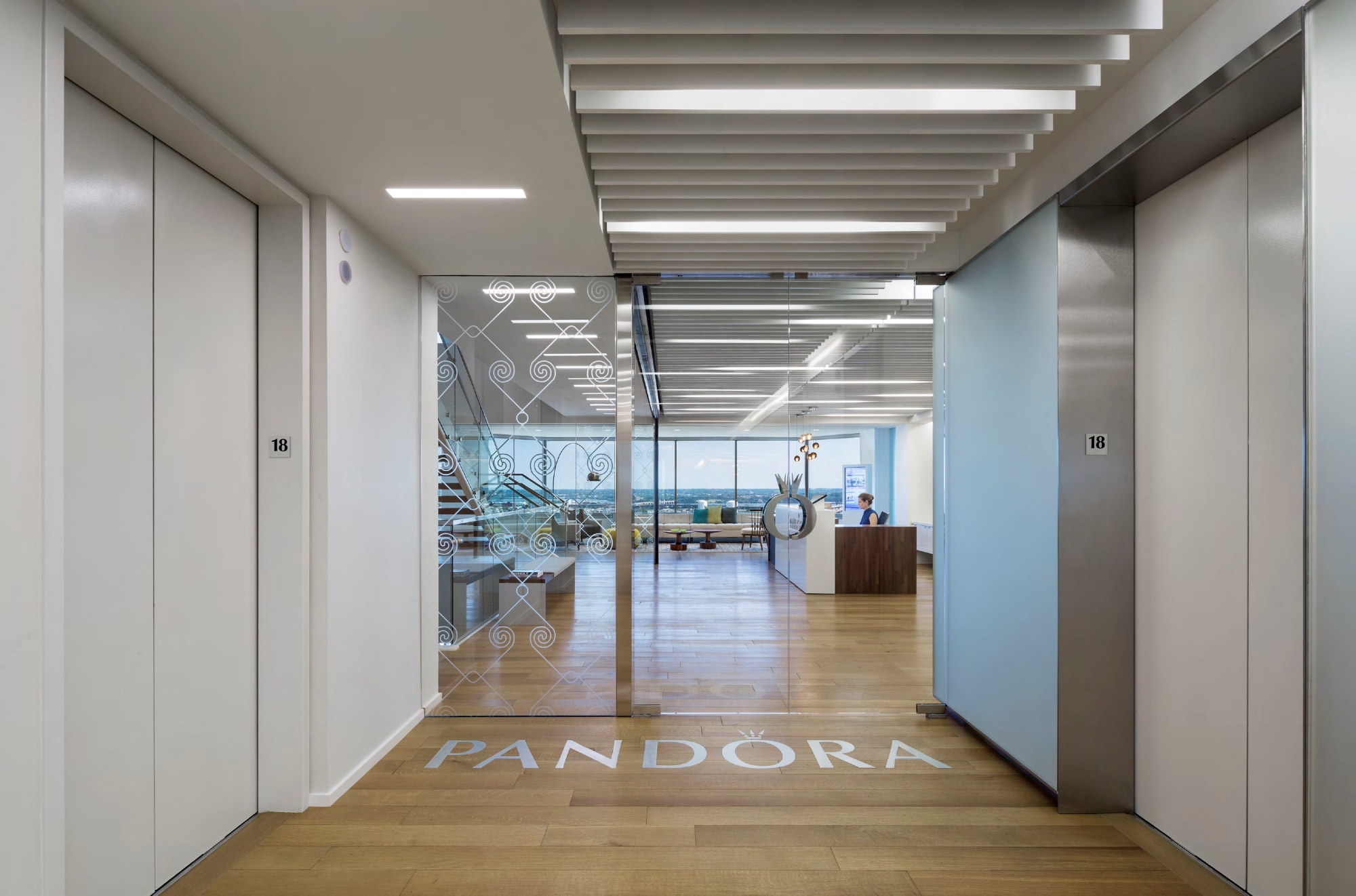 Pandora Headquarters Allstate Floors