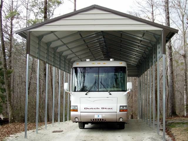 RV Cover All Steel Northwest
